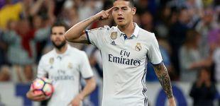 Post de El sudoku de James para su fichaje y su verdadera situación en el Real Madrid
