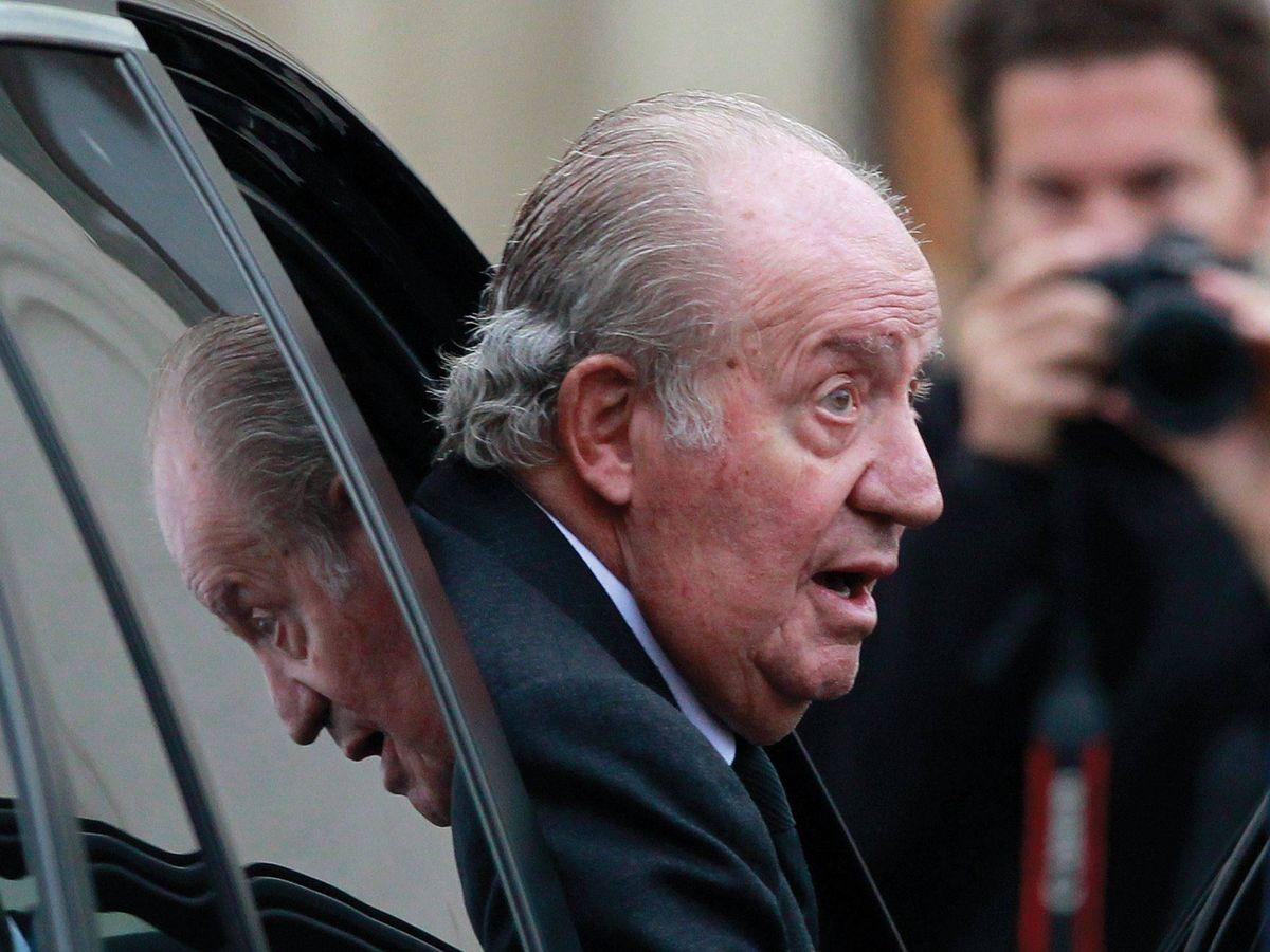 Foto: Don Juan Carlos I. (EFE)