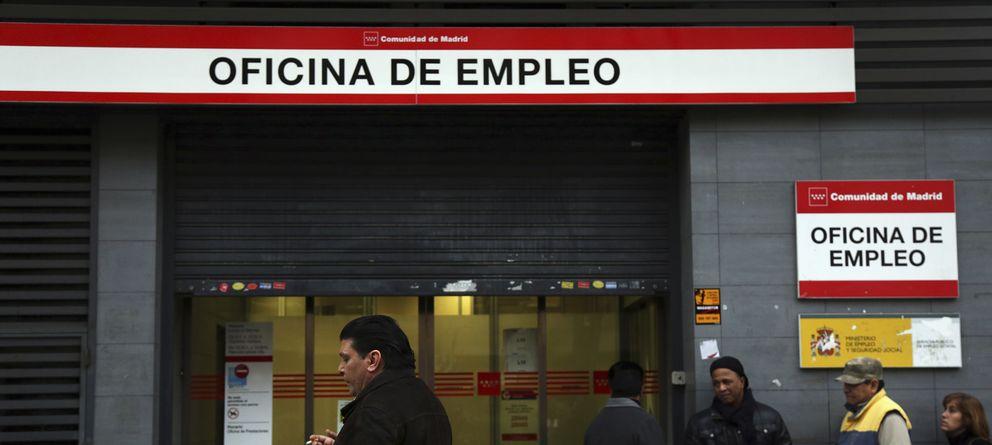 Foto: Oficina de Empleo en España (Reuters)