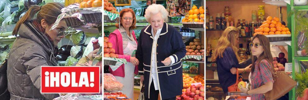Foto: El frutero que abastece a la Casa Real y a la 'jet set'