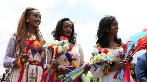 Los vuelos de la paz entre Etiopía y Eritrea