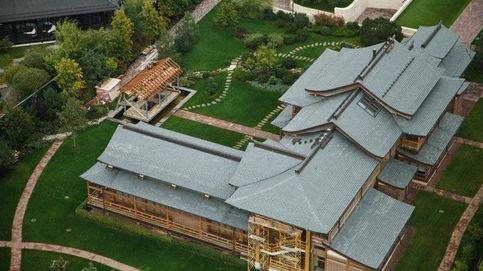 Un ministro de Putin se ha construído una mega mansión de 18 millones