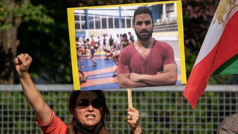 Piden excluir al 'apartheid' iraní del deporte mundial tras la ejecución del luchador Afkari