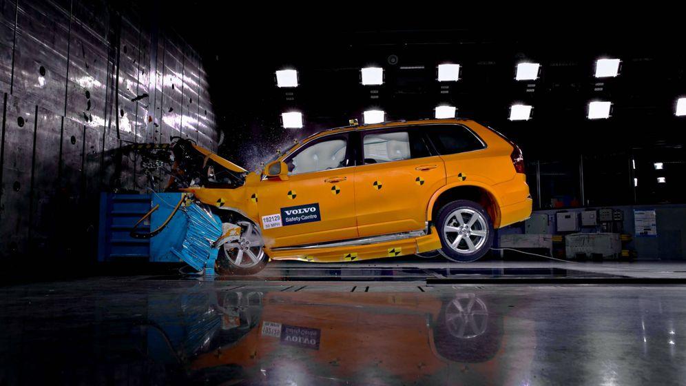 Foto: Además de seguridad activa y pasiva, Volvo incorporará en sus vehículos control para los conductores desde 2021.