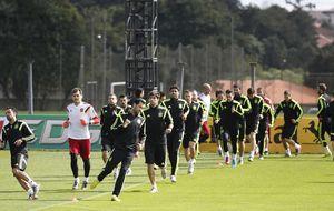 España-Australia, el partido más triste de todo el Mundial de Brasil