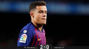 El drama en el Barcelona no es solo Dembélé, también Coutinho es un desastre