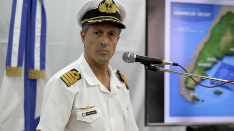 La Armada argentina deja de buscar supervivientes del submarino