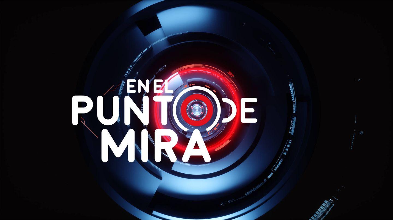 Logotipo de 'En el punto de mira', en su nueva etapa. (Mediaset)