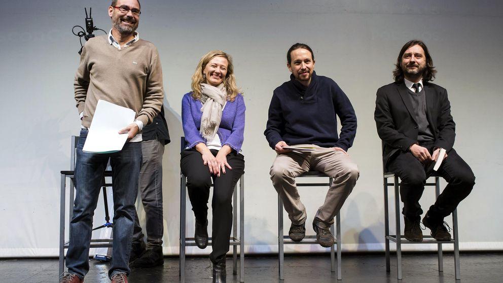 Dimiten el líder de Podemos en Málaga por diferencias con la dirección