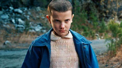 Millie Bobby, la niña de 'Stranger Things' se hace mayor como icono de moda