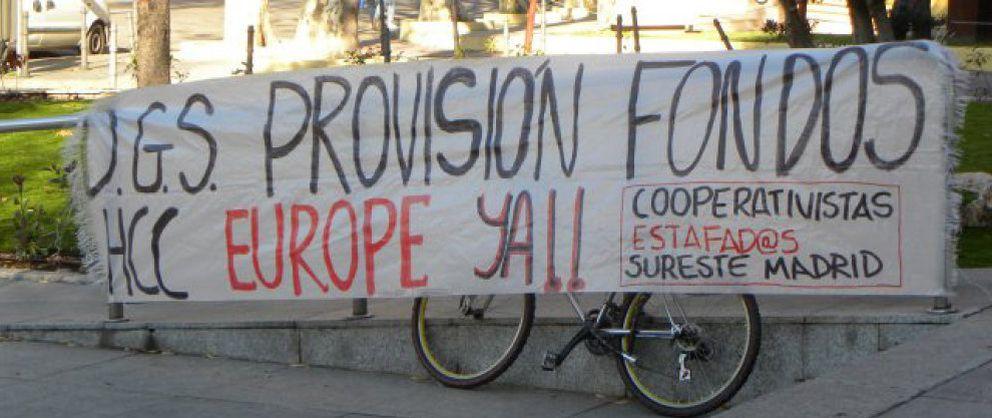 Foto: El Tribunal Supremo da la razón a los cooperativistas estafados en Madrid