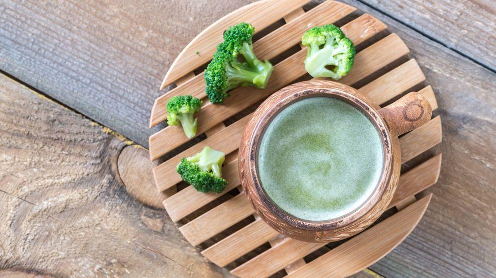Foto: El café-brócoli, tan de moda ahora. (iStock)