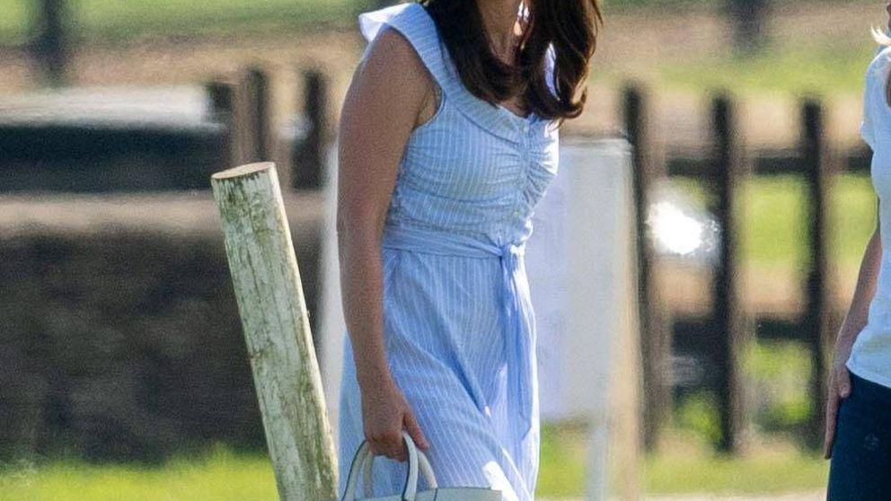 El vestido de 40 euros de Zara que lleva Kate Middleton y que tú también puedes tener