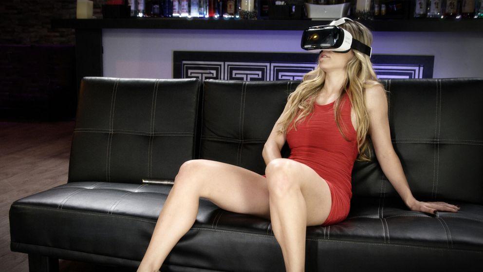La industria del porno se prepara para el 'boom' de la realidad virtual
