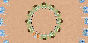 Post de El acertijo clásico del círculo suicida: ¿sobrevivirías?