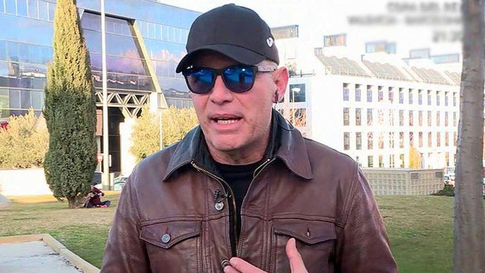 Carlos Lozano se defiende del gallinero de 'Sálvame': Me habéis tratado fatal