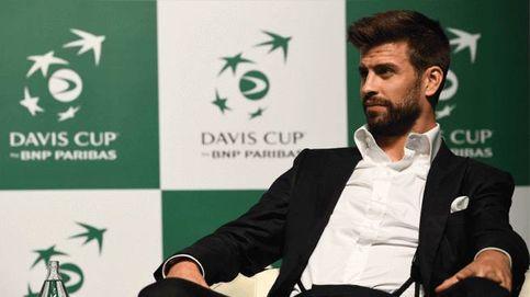 Las ojeras de Piqué en la Copa Davis y el aviso de Ernesto Valverde