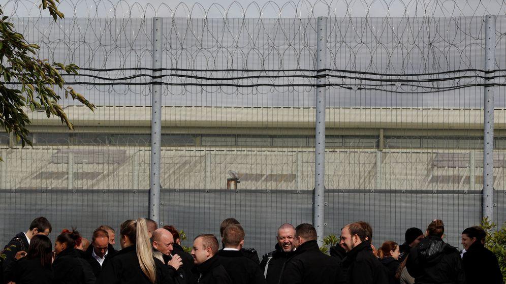 Foto: Asegura que si permitieran las visitas conyugales descendería la violencia en las cárceles (Reuters/Darren Staples)