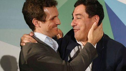 Casado lanza al PP a contrarreloj a recuperar a sus votantes para arrinconar a Cs
