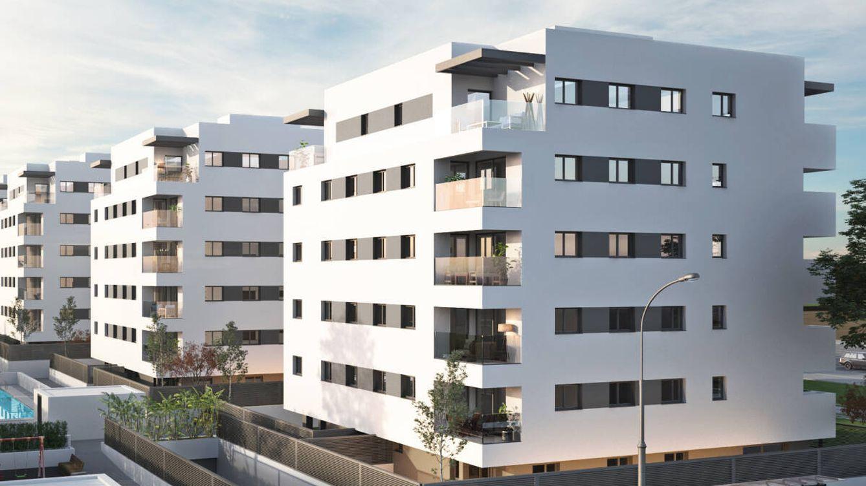 Viviendas con jardín y terraza en la zona nueva de Córdoba