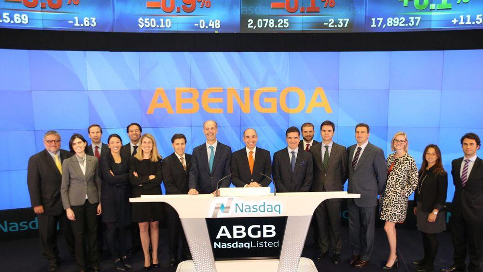 Foto: Abengoa ha anunciado una ampliación de capital de 650 millones.