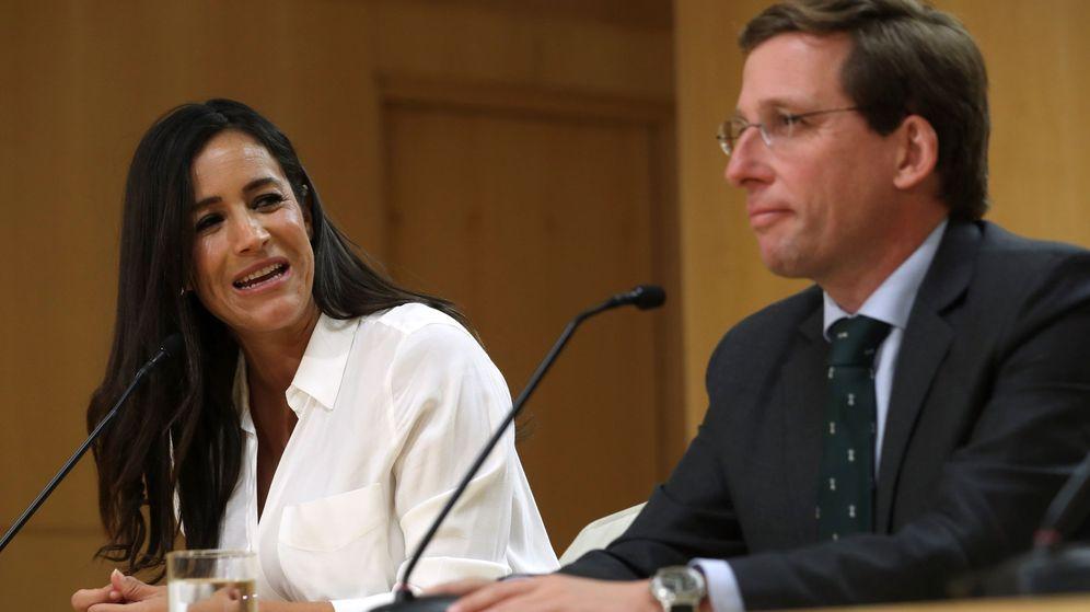 Foto: El alcalde de Madrid, José Luis Martínez-Almeida, y la vicelacaldesa, Begoña Villacís. (EFE)