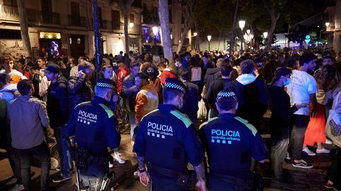 El TSJ de Cataluña mantiene el rechazo al toque de queda pese a los 'macrobotellones'