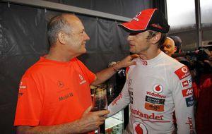 Dennis empezó la revolución con Boullier, ¿la terminará sin Button?