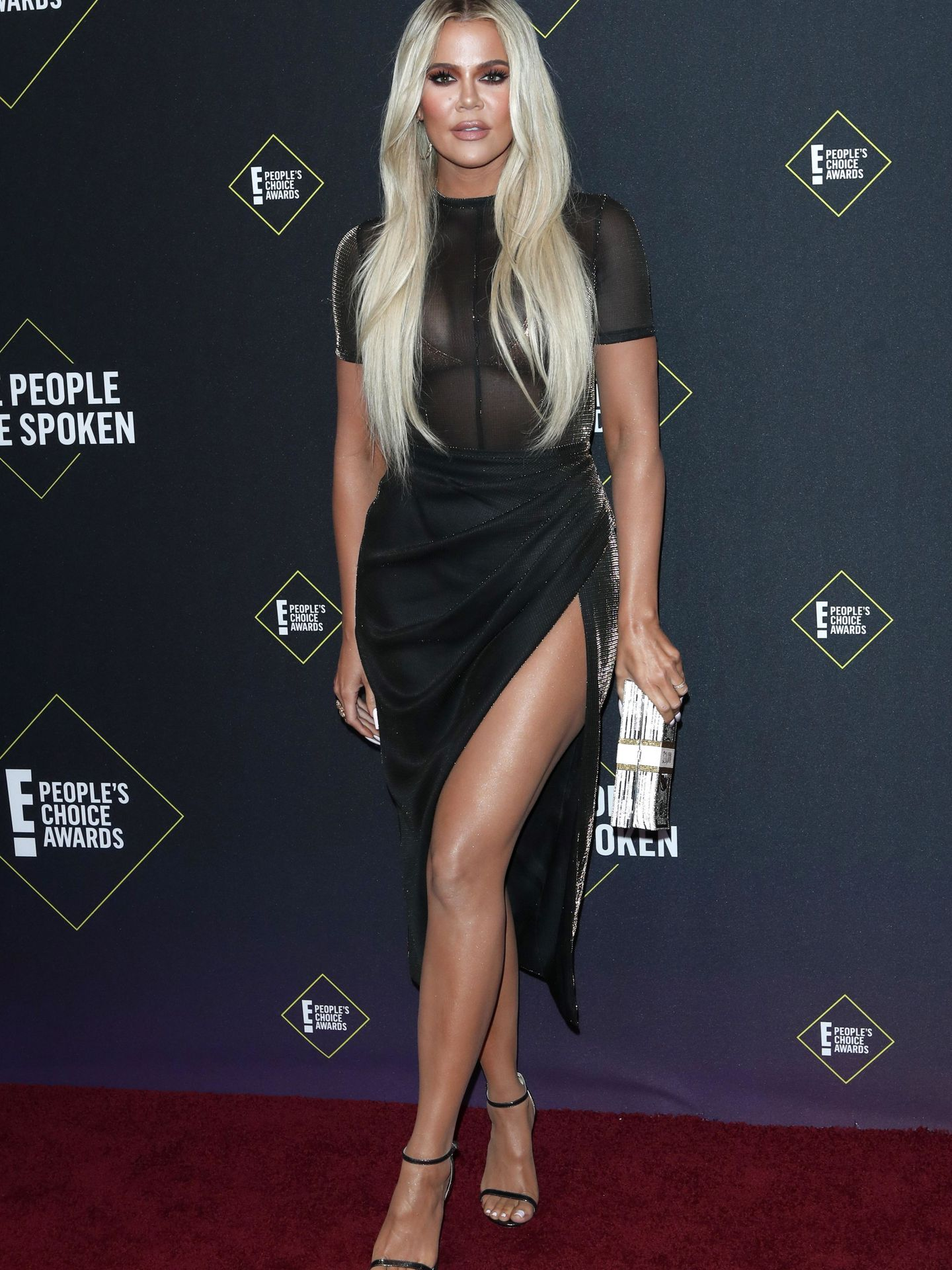 Khloé Kardashian. (EFE)