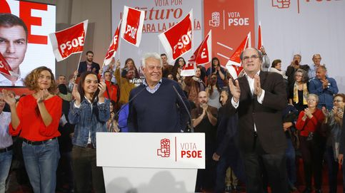 Felipe, el expresidente que no admite lecciones de Podemos