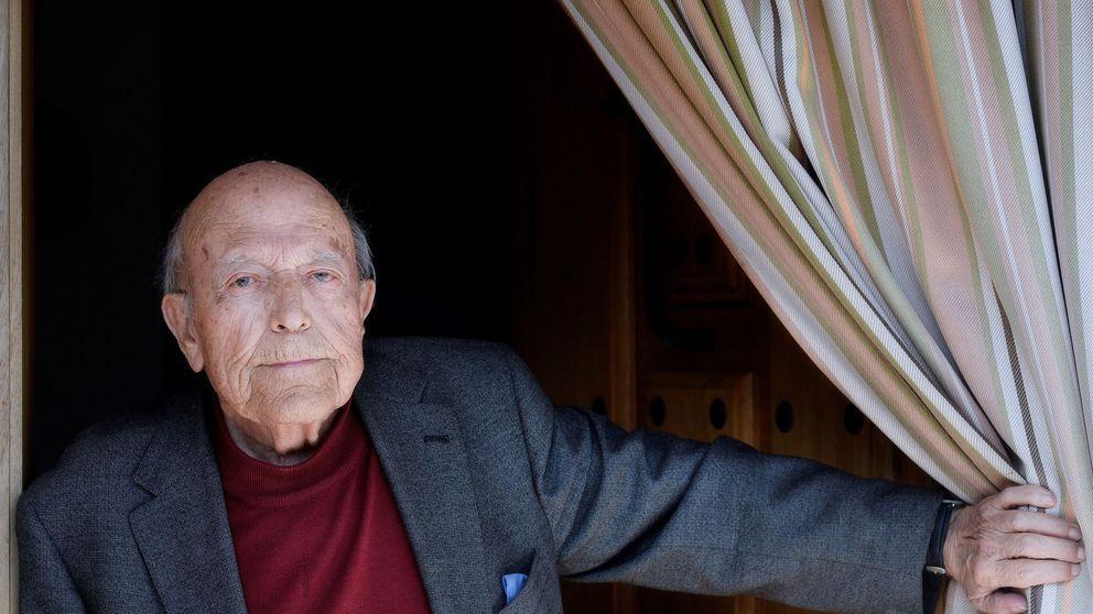Muere el escritor José Jiménez Lozano, Premio Cervantes de las Letras 2002