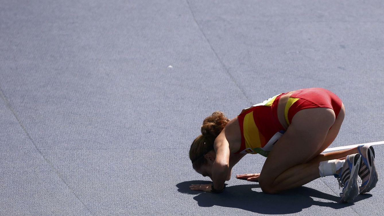 Mala jornada del atletismo español en los Juegos de Río