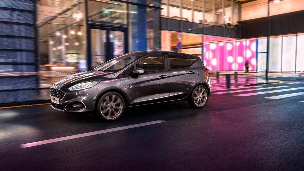 La electrificación también llega al Ford Fiesta: así es su nueva tecnología