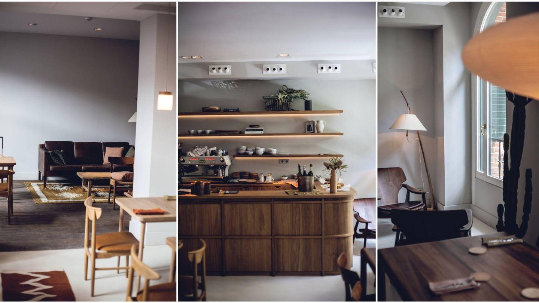 Así es el cálido restaurante Olivia Fortuny, ubicado en la planta baja del hotel One Shot Fortuny 07. (Cortesía)