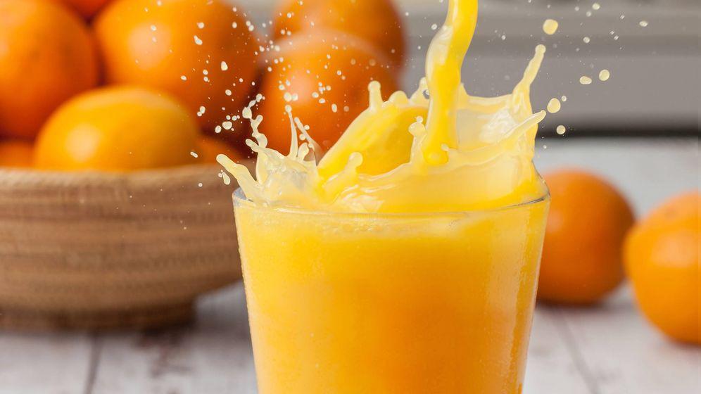 Foto: Zumo de naranja. (iStock)