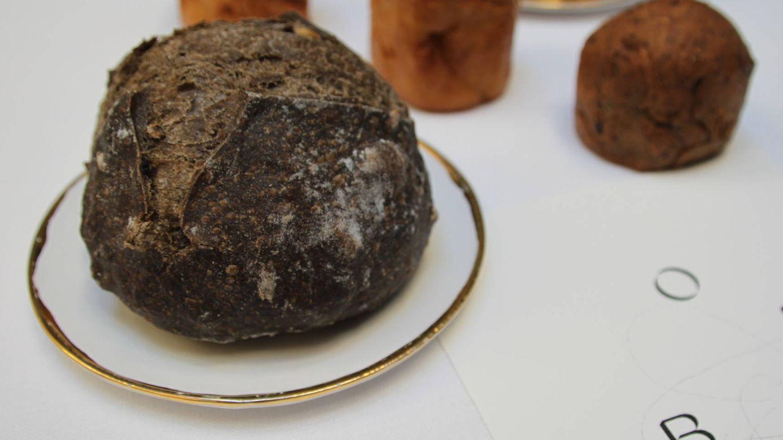 Pan negro de centeno de Cebo.