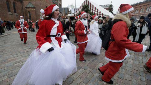 Carrera de Santa Claus
