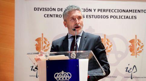 Marlaska pide responsabilidades políticas por el robo del móvil del círculo de Iglesias
