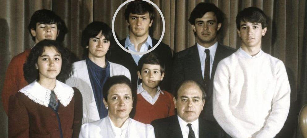 Foto: Josep Pujol Ferrusola, destacado por un círculo gris. (EFE)