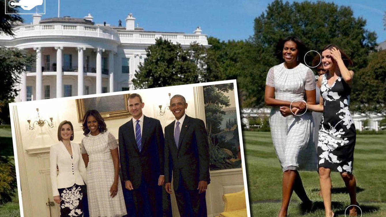 Los 10 detalles clave del encuentro entre Michelle Obama y la Reina Letizia