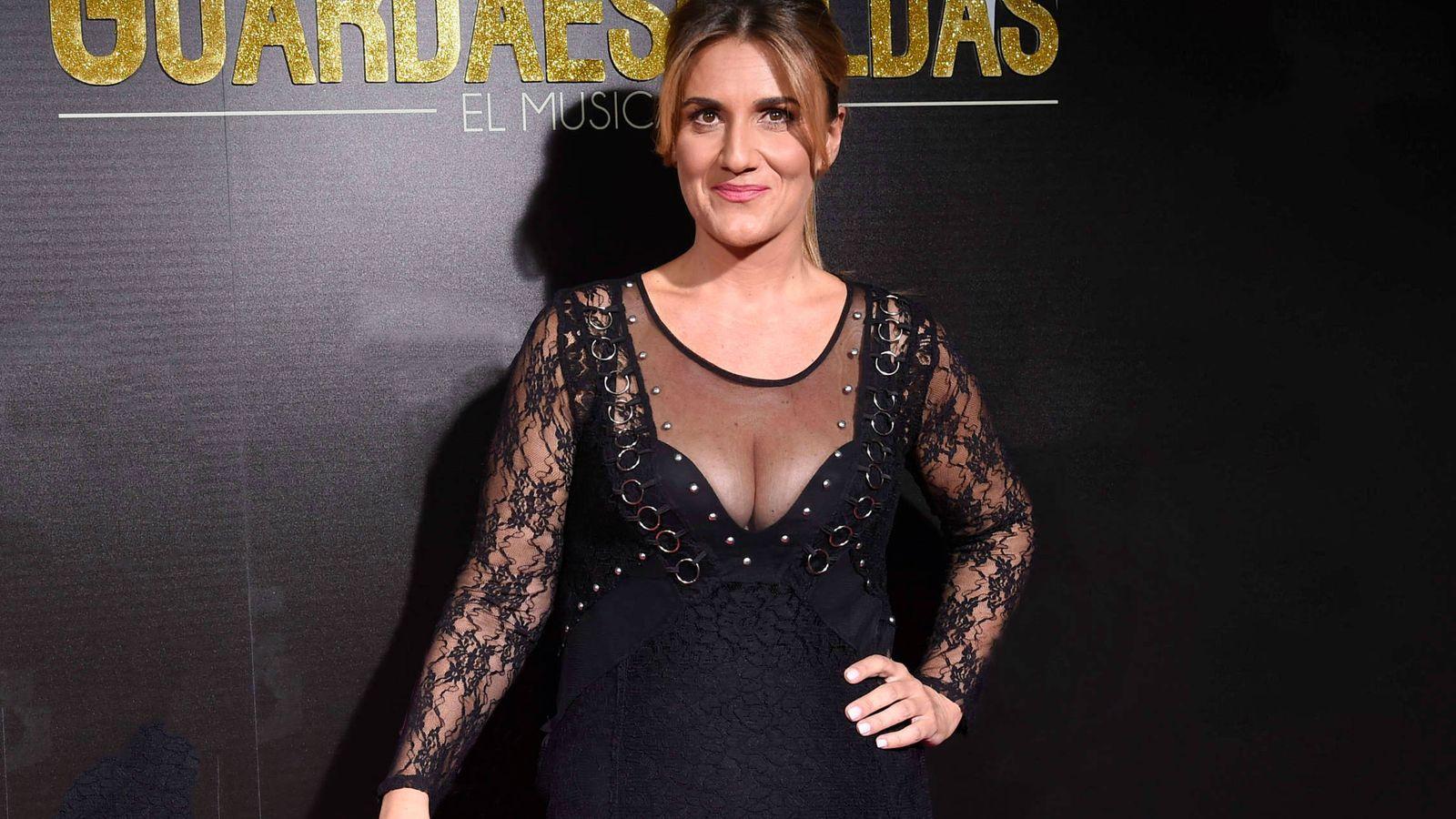Foto: Carlota Corredera en una imagen de archivo. (Gtres)