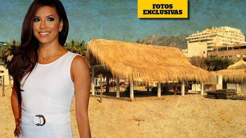 Los problemas de Playa Padre, el nuevo beach club de Eva Longoria en Marbella