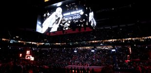 Post de La NBA llora la muerte de Kobe Bryant: