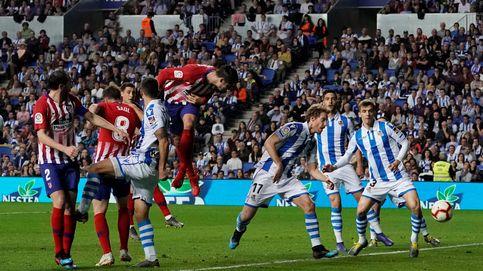 Real Sociedad - Atlético de Madrid en directo: resumen, goles y resultado