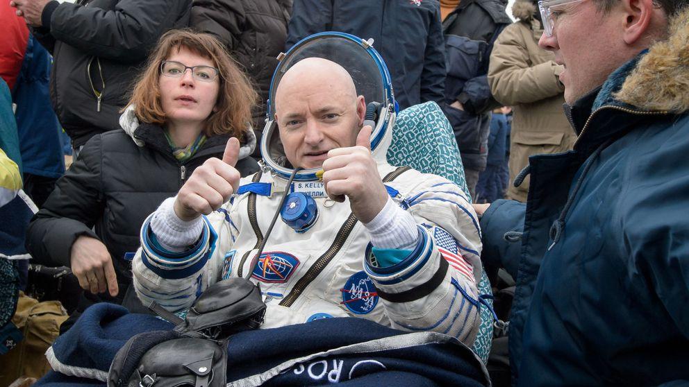 El misterioso caso del astronauta que rejuveneció tras un año en el espacio