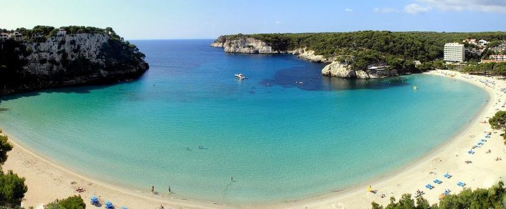 playas azules espana
