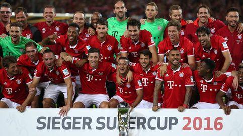 Ancelotti ya tiene su primer título: el Bayern gana al Dortmund la Supercopa