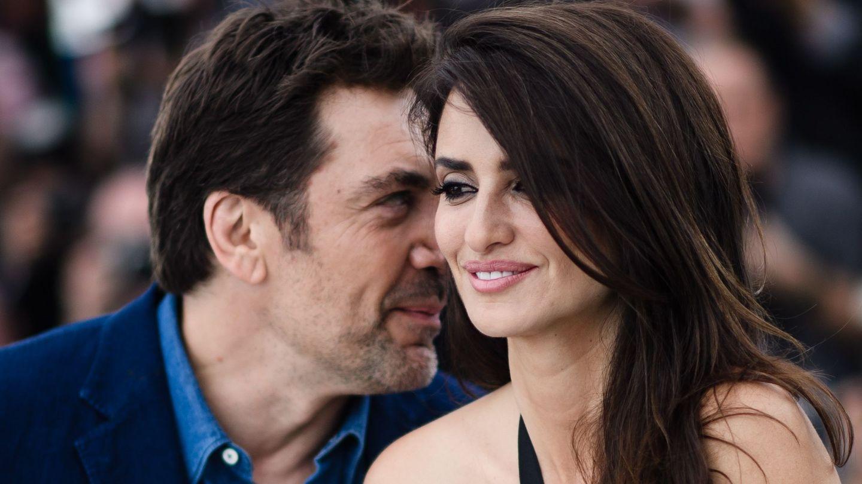 Penélope Cruz y Javier Bardem en el Festival de Cannes de este año. (EFE)