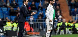 Post de Claves del ostracismo de Isco en el Real Madrid (y su última polémica con Solari)