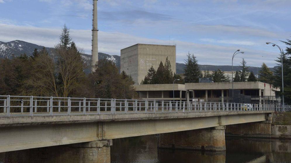 Foto: Central nuclear de Santa María de Garoña. (Antonia Gutiérrez)
